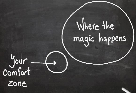 coaching - strefa komfortu