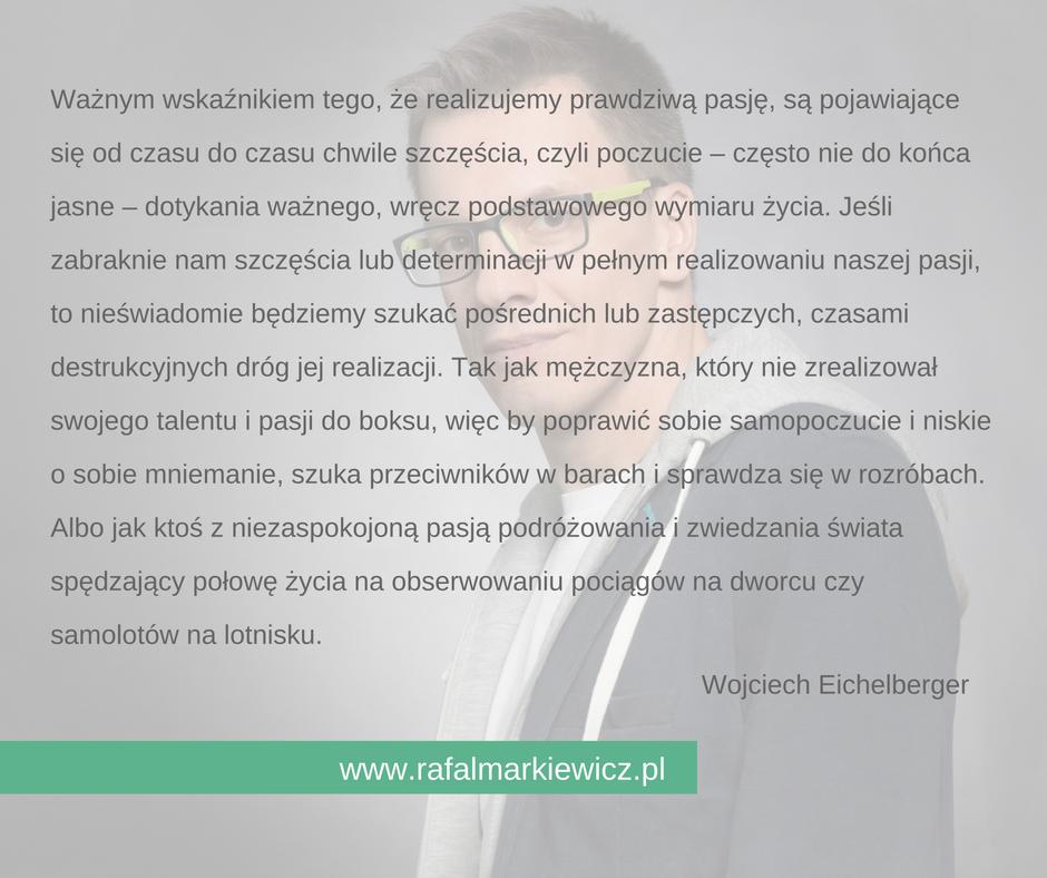 Rafał Markiewicz - gdynia - gdańsk - coach - pasja