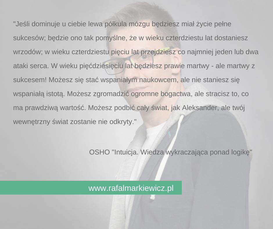 Rafał Markiewicz - coach - sukces