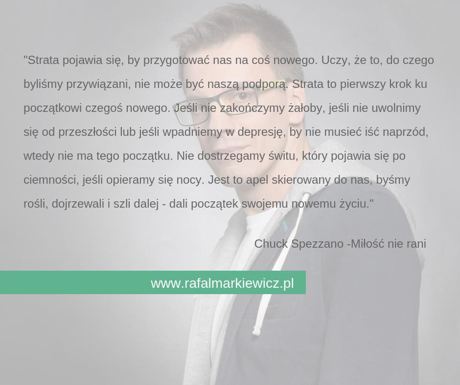 Rafał Markiewicz - coach - coaching - rozwój osobisty - nowe otwarcie